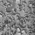 urbanismo en precarias condiciones. Mali.